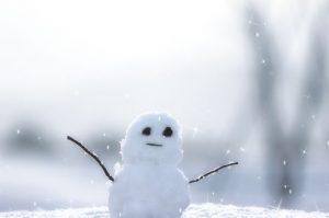 雪だるま画像