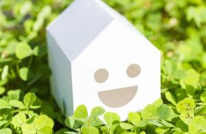 家の笑顔イメージ図