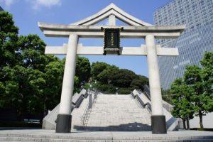 山王日枝神社画像