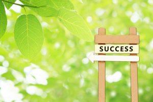 成功イメージ画像