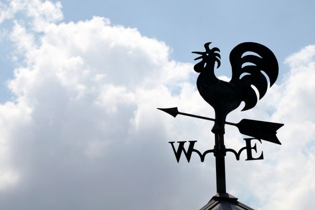 風見鶏画像