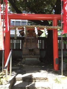 喜代住稲荷神社